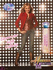 DISNEY Hannah Montana 2007 US 'Uncover your secret celebrity'