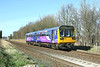 142084 Bamber Bridge 11/3/2014 2N18 1044 Blackpool South-Colne