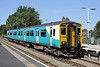 150284 Neston 4/8/2014<br /> 2J75 1432 Bidston-Wrexham Central