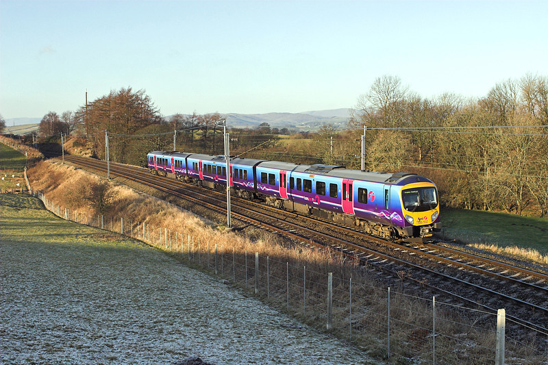 185102 Beck Houses 17/12/2007 1S43 0927 Manchester Airport-Glasgow Central