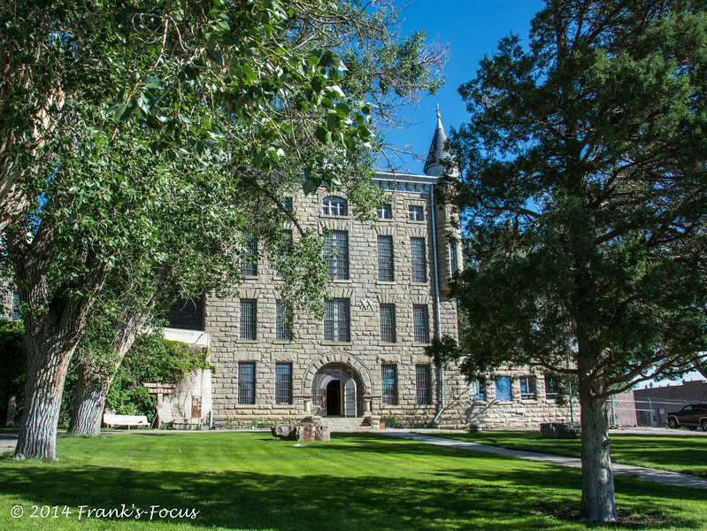 Friday, September 12, 2014 -- Wyoming Frontier Prison
