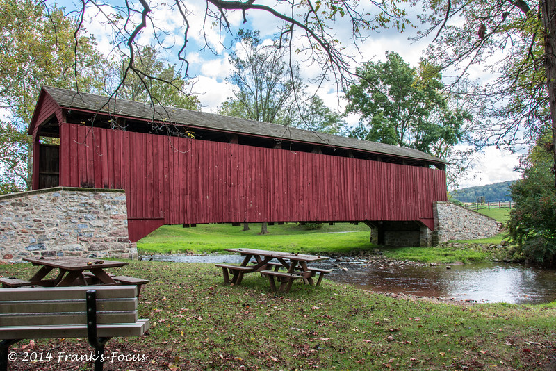 Monday, March 2, 2015 - Covered Bridge