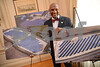 08.07.2014 BALTIMORE, MD- Robert L. Wallace, CEO of BITHGroup Technologies.  (The Daily Record/Maximilian Franz)