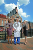 07-17-14 BALTIMORE, MD- from Left- Katrina Dennis, Dr. John C. LaMattina, Amy Eva Raehse. (The Daily Record/Maximilian Franz)