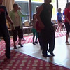 Video Archive Clip 2014 (Oct 18) - Yaden Clogging - Julie, Jake, Sr. (age 30), and Steven (age 26) dance a new pop routine, along with Jake, Jr. (age 7) and Kylie (age 8) - OktoberCLOGFest - Nashville, IN - Clogging Memoirs Series (3 min 17 sec)