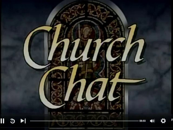 """Video Archive Clip 1991 (3) - On """"Church Chat"""" the Church Lady interviews Saddam Hussein (March 8) - Saturday Night Live - Historical Archives Series (6 min 52 sec)"""