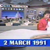 Video Archive Clip 1991 (3) - ABC World News Saturday with Carole Simpson - March 2 - Part 1 of 2 - The postwar of The First Gulf War (Operation Desert Storm) - Historical Archives Series (18 min 48 sec)