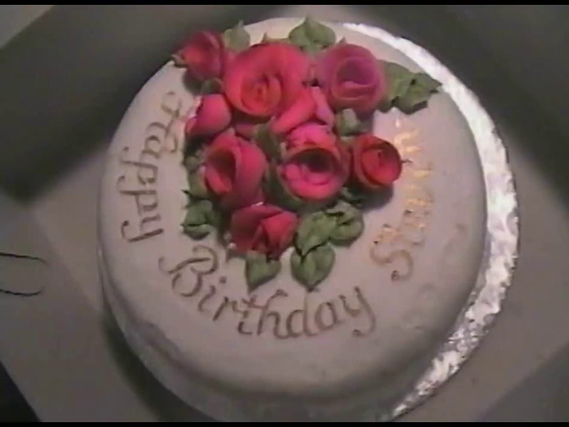 Video Archive Clip 2000 (May) - Yaden, Steven R. - Age 12 - Steven celebrates his 12th birthday (May 16) - Jacob (age 15), Alex (age 10) - Park Avenue West home - Mansfield, OH - Original VHS Series (9 min 18 sec)