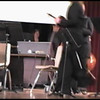 Video Archive Clip 2007 (May 3) - Yaden, Steven R. - Age 18 - Steven plays cello in the Doane College Strings Orchestra - Part 1 of 2 - Stacy Hanson Sands, Director of Strings - Heckman Auditorium at Doane College - Crete, NE - Original VHS Series (16 min 2 sec)