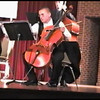 Video Archive Clip 2007 (May 3) - Yaden, Steven R. - Age 18 - Steven plays cello in the Doane College Strings Orchestra - Part 2 of 2 - Stacy Hanson Sands, Director of Strings - Heckman Auditorium at Doane College - Crete, NE - Original VHS Series (9 min 47 sec)