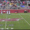 Video Archive Clip 2008 (Sept 6) - Yaden, Steven R. - Age 20 - Steven (#80, white jersey, tight end) plays football for the Doane Tigers (Junior year) - Matt Franzen, Head Coach - Doane College (Tigers) of Crete, NE vs Hastings College (Broncos) of Hastings, NE - Lloyd Wilson Field at Hastings College - Original VHS Series (11 min 33 sec)
