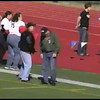 Video Archive Clip 2009 (Nov 7) - Yaden, Steven R. - Age 21 - Steven (#40, orange jersey, tight end) plays football for the Doane Tigers (Senior year) - Matt Franzen, Head Coach - Doane College (Tigers) of Crete, NE vs Nebraska Wesleyan University (Prairie Wolves) of Lincoln, NE - Simon Field at Doane College - Original VHS Series (18 min 46 sec)