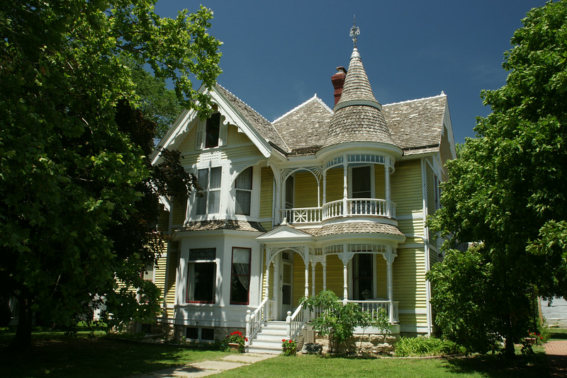Historic 1895 Samuel Powell house in Waterville