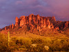 Superstitions Spring Sunset Spectacular
