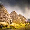Storms at the Ward Charcoal Ovens