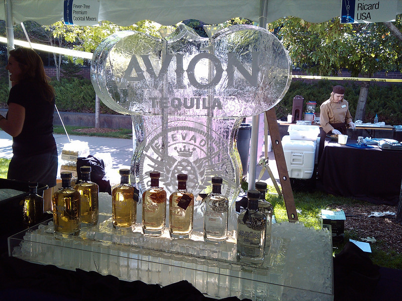 Avion 2012 for Pernod Ricard