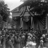 Collinsville, CT - May 30, 1904; At the church steps before the unveiling of Soldiers' Monument