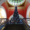 Third tier Swarovski Christmas Tree , QVB