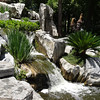 Cascade in Chinese Gardens, Darling Harbour
