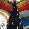 Top of the Swarovski Christmas Tree , QVB 2013