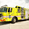 Reedy Creek Fire Rescue FL (Disney World) Engine 41, 2012 Emergency One Typhoon pumper 1500/500/30