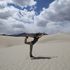 P33 - Dune Yoga, Lord of The Dance Pose