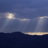 P42 - Rays of Light Peaking Out From Behind The Gloom