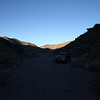 P11 - Starting Out My Hike From Road End Past Inyo Mine