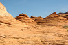Incredible desert landscape surrounding Lake Powell