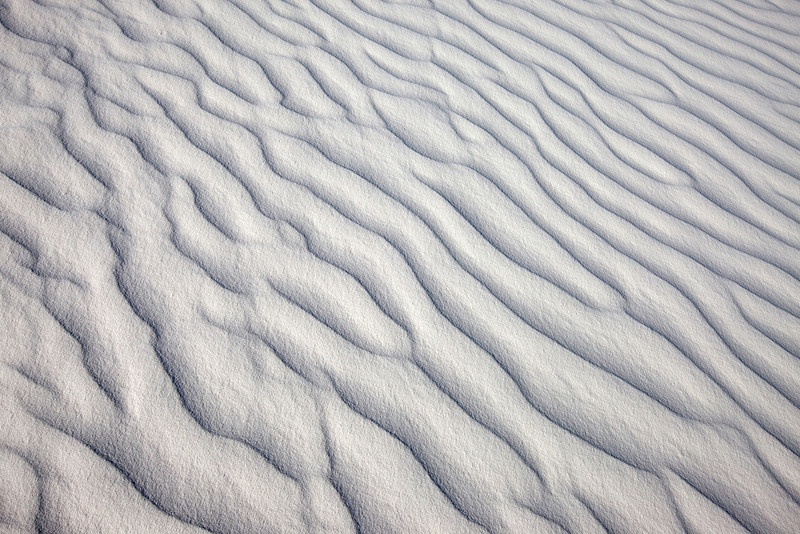 Gypsum, White Sands National Monument, New Mexico