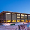 The Rasmuson Library on the University of Alaska Fairbanks campus boasts the largest collection in the state.