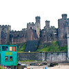 """Conwy Castle <a href=""""http://bit.ly/isleofmanadventure"""">http://bit.ly/isleofmanadventure</a>"""