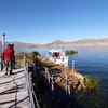 Day 12: Puno to Moquegua - Boat to the Uros