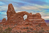 Arches National Park, Utah  #0653