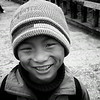 Portrait of a boy.<br /> <br /> Vietnam, 2008.