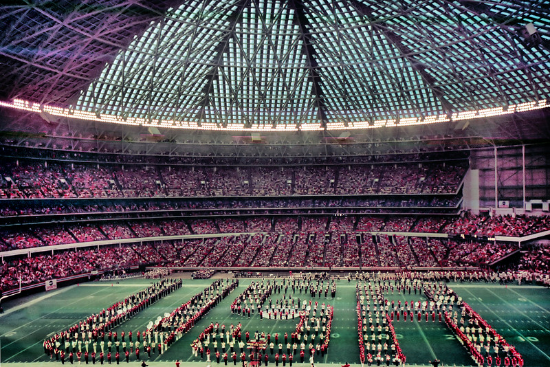 RdDynaMix 1975 TX Houston CU vs Texas in the Bluebonnet bowl