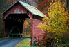 Buzzed 1994 Places W VA faded covered bridge