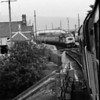 Class 37 meeting at Brora<br /> <br /> June 1986
