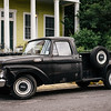 Black Ford Truck