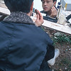 Caption: Suzhou, China - Jan 1996. Hong Kong actor Leslie Cheung Kwok Wing putting on make-up during the filming of 'Temptress Moon' in Shanghai Film Studios.<br /> <br /> Credit: Gerhard JˆrÈn/Asiaworksphotos.com<br /> Contact: sales@asiaworksphotos.com<br /> <br /> Legal Notice: Any use of this picture is subject to a license agreement entered into by the user and AsiaWorks Photography Ltd. All other rights reserved. Any re-use and redistribution of this image is prohibited. For sales enquiries regarding any additional use of this or other pictures from AsiaWorks Photography please contact sales@asiaworksphotos.com