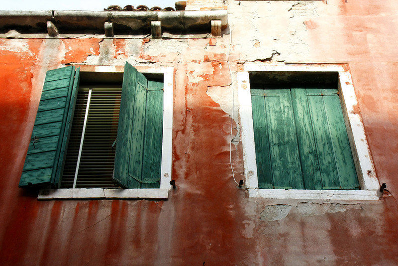 Window Italy-Venice Windows