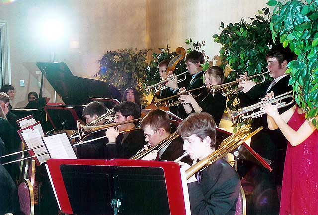 Brass sections