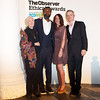 The Observer Ethical Awards 13/6/13 One Marylebone  Lifetime Achievement Lenny Henry