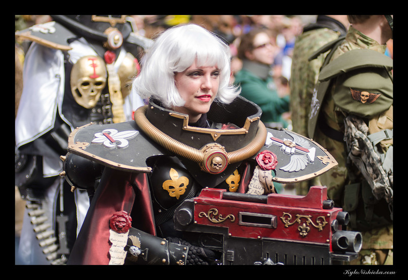 DragonCon 2012 - Parade