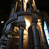 St Patricks Cathedral Spiral Stairs Dublin Ireland