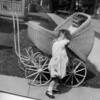 Billy Dugans In buggy Nancy Brower crying 1919 079