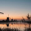 Kinderdijk, good morning