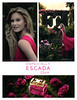 Especially ESCADA Elixir 2013 Spain 'The new Escada fragrance featuring Bar Refaeli'