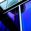 The Space Needle reflected to create a different view of one of the most recognized landmark in Seattle.