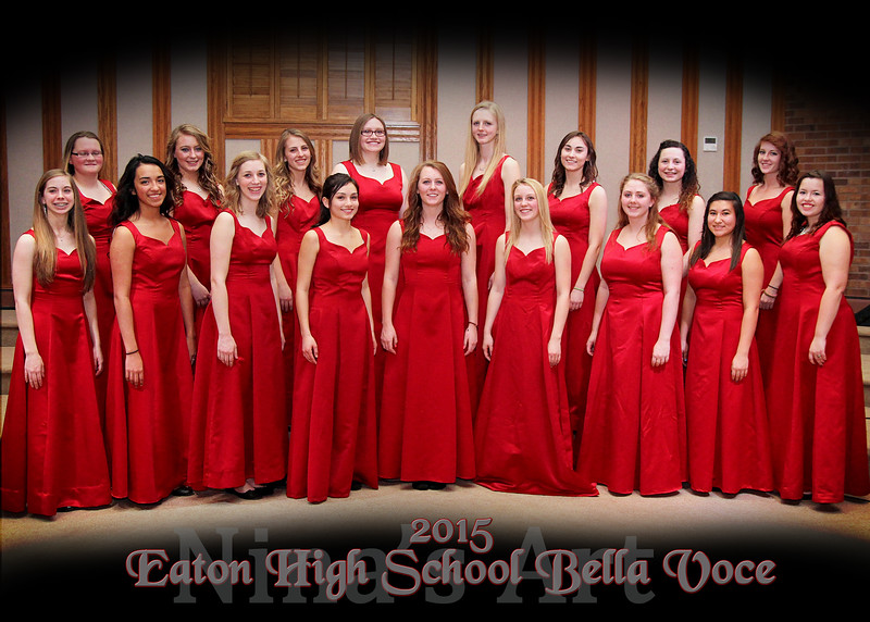 Bella Voce  choir 5x7